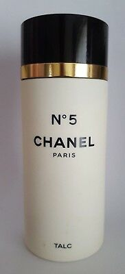 CHANEL No 5 TALC Body Powder 145g  No Box