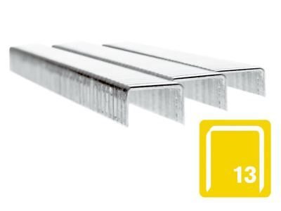 Rapid 13/6 6mm Galvanised Staples Box 5000