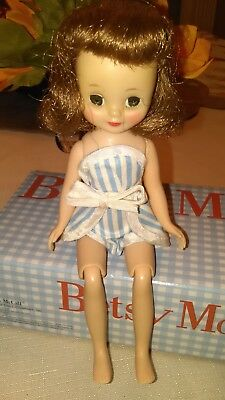 """1950's Betsy McCall 8"""" American Character doll"""