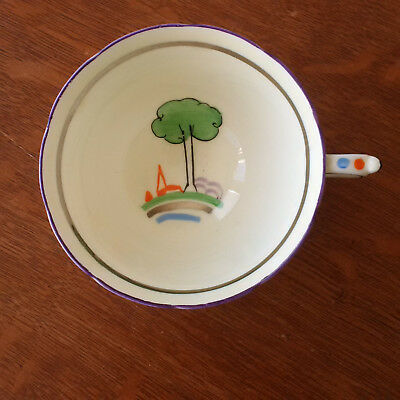 Paragon F1605 - Hand Painted by Paragon England Tea Cup