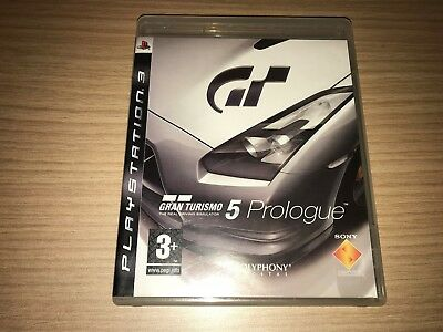 PS3 Gran Turismo 5 Prologue (Completo)