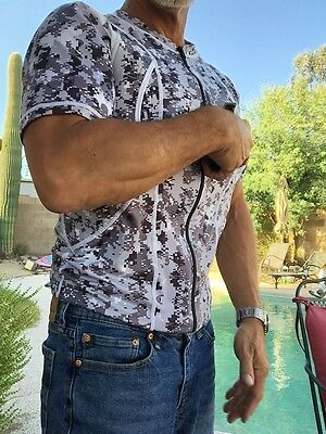 Conceal Carry Holster Shirt - Men's 4XL Concealed Tactical Gear CCW Clothing