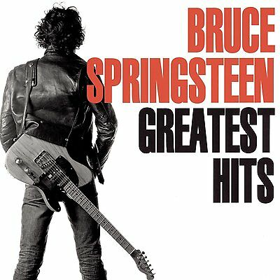 Bruce Springsteen      -      Greatest Hits       -       New  Cd