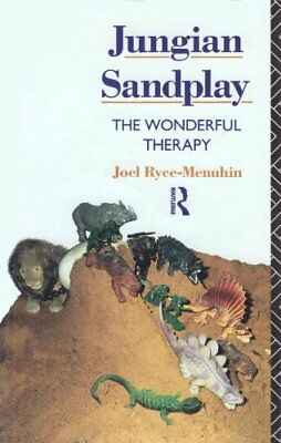 Jungian Sandplay: The Wonderful Therapy by Ryce-Menuhin, Joel Paperback Book The