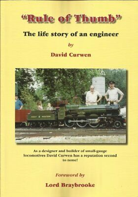 Rule of Thumb: The Life Story of an Engineer by Curwen, David Paperback Book The