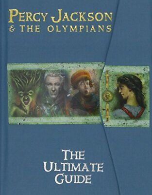 Percy Jackson and the Olympians the Ultimate Guide (Percy Ja... by Riordan, Rick