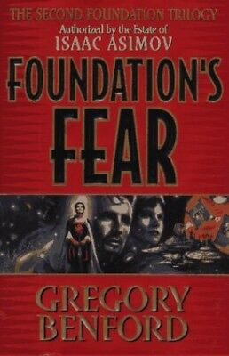 Foundation's Fear (Second Foundation Trilogy) by Asimov, Isaac Book The Cheap