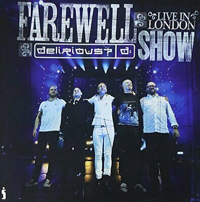 Delirious? - Farewell Show - Delirious? CD 5EVG The Cheap Fast Free Post The