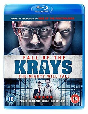 The Fall Of The Krays [Blu-ray] - DVD  ROLN The Cheap Fast Free Post