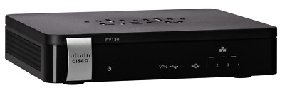 RV130 Cisco Multifunction VPN Router