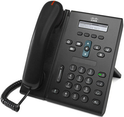 Cisco 6921 IP Phone CP-6921-C-K9 VoIP