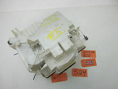 fit 04 05 06 SCION XB HEATER CORE BOX DASH DOOR ACTUATOR BLOWER MOTOR FAN CASE