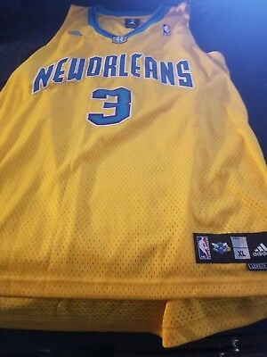 ... uk nba jersey new orleans hornets chris paul adidas swingman sz xl  pelicans 5cdd0 c8bf4 59f644845