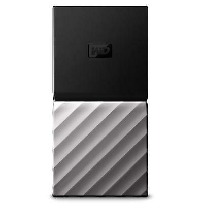 NEW WD 1TB My Passport SSD  WDBKVX0010PSL-WESN Western Digital External Portable