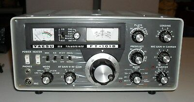 Yaesu Transceiver FT-101B Excellent Condition