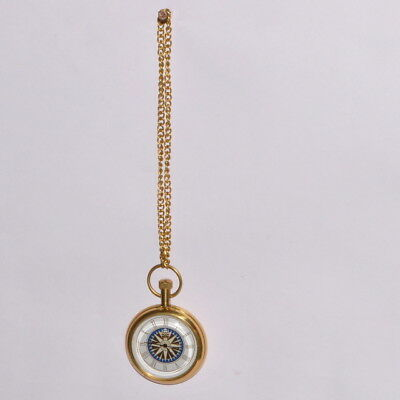 Antique Collectable Gandhi watch style portable timepiece pocket watch 2 inche