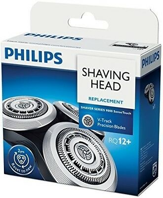 Genuine Philips RQ12+ Replacement Shaving Head for Series 9000, Senso Touch 3D