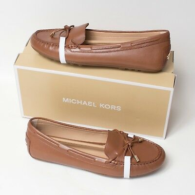 a5dcf5239d1be NIB MICHAEL KORS Daisy Moc Vachetta Leather Loafer Flat Size 9.5