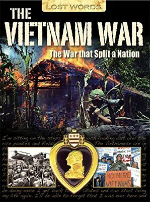 Lost Words: The Vietnam War by Smith, Jeremy Book The Cheap Fast Free Post