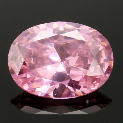 Unheated Oval Pink Sapphire 15X20Mm Diamond Emerald Cut Loose Gemstones Crafts