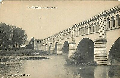 34 Beziers Pont Canal