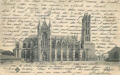 87 Limoges Cathedrale 12982