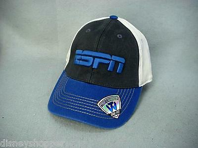 ESPN 1979 Tan and Black Fitted Baseball  Cap NEW
