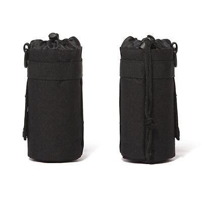 Unixes Hunting Military MOLLE Tactical Water Bottle Kettle Pouch Bag Case Pack