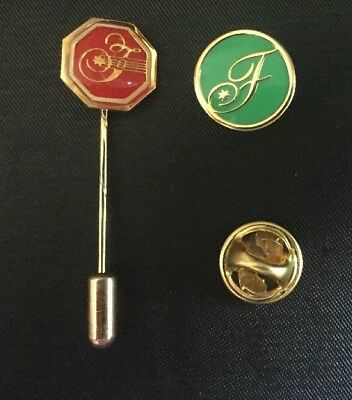 Federal Wrest Point Casino Hobart Pins/Badges