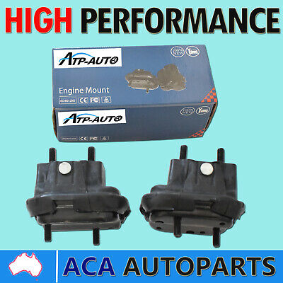 2 Commodore V6 Engine Mounts for HOLDEN VN VP VR VS VT VX VY 3.8 Front Hydraulic