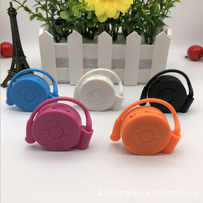 Portable mp3 player mini hanging ear mp3 player music usb support tf card FT