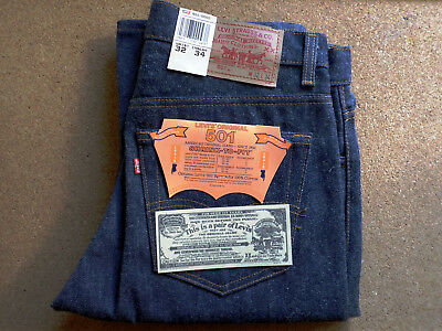 Levi's 501 - shrink to fit - 1987 - Design 546 - Vintage - Retro