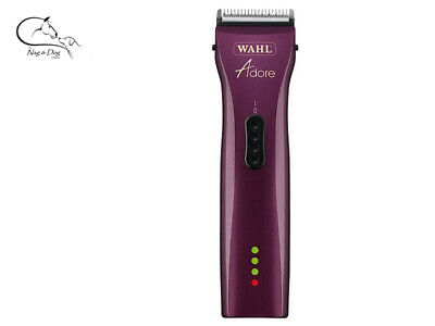 Wahl Figura Cord/Cordless Trimmers - Horse Pony Clippers Trimmers  Free Delivery