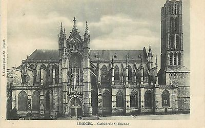 87 Limoges Cathedrale St-Etienne 7409