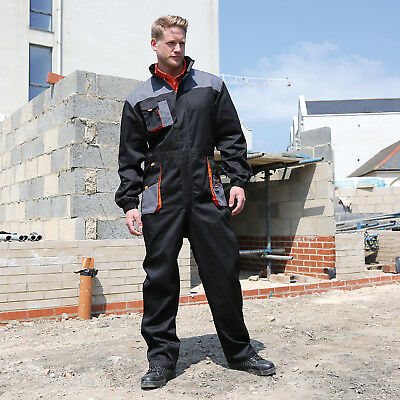 Result Work-Guard Lite Overalls - Work Wear Coveralls Breathable (R321X)