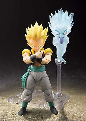 BANDAI S.H.Figuarts Dragonball Z Super Saiyan Gotenks JAPAN OFFICIAL IMPORT