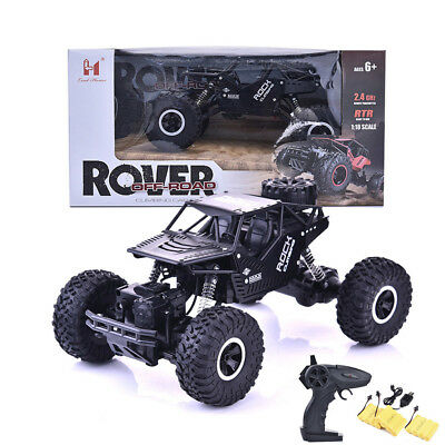 1/18 2.4G Remote Control 4WD Off-Road RACING Monster Truck High Speed RTR RC Car