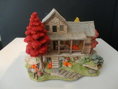 """Lilliput Lane - """"Harvest Mill"""" 1994 Limited Edition and signed by Ray Day"""