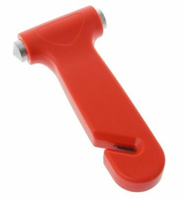 Car Emergency Hammer & Seat Belt Cutter. Break Glass, Emergency Escape. Free P&P