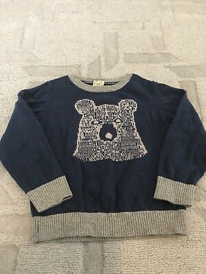 Nordstrom Harper Canon Long Sleeve Sweater, size 18 months