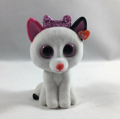 d054fa7af68 2018 TY Beanie Boos Mini Boo Series 3 Collectible Figure Muffin the Cat (2  INCH
