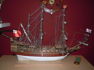 Sovereign of the seas, 1:84, Standmodell