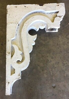 Antique Corbels & Finials from the Late 1800's (QUANTITY 23)