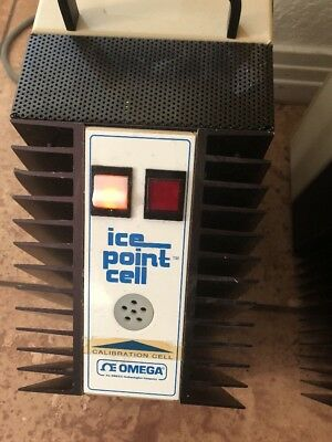 ONE Omega Ice Point Temperature Reference Calibration Cell