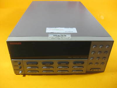 Keithley 2 Slot Main Frame 80ch 7001 Used