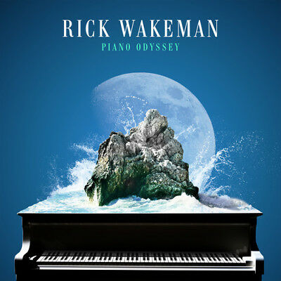 Rick Wakeman - Piano Odyssey [New CD] UK - Import