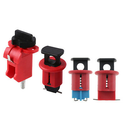 Universal Miniature Circuit Breaker MCB Lockouts, 4-Type available