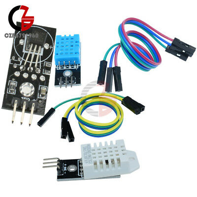 DHT11 DHT22/AM2302 DS18B20 Digital Humidity and Temperature Sensor Module