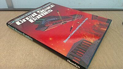 Great Space Battles by Herridge, Charles Book The Cheap Fast Free Post