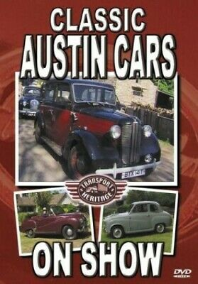 Classic Austin Cars [DVD] [2004] - DVD  CUVG The Cheap Fast Free Post